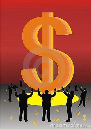 adoración al dinero 2