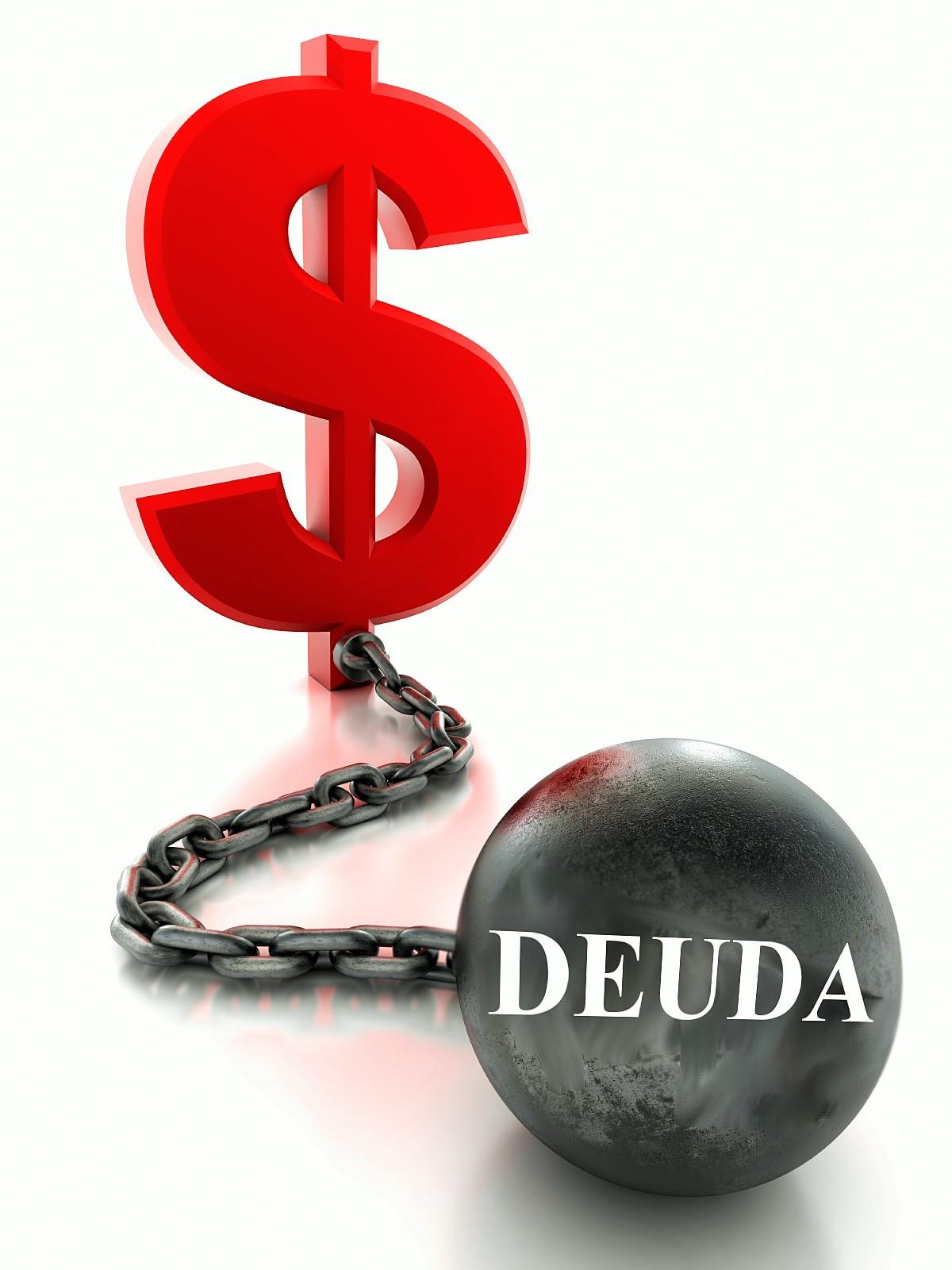 pesada deuda